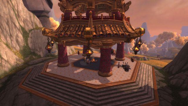 La pagode dorée