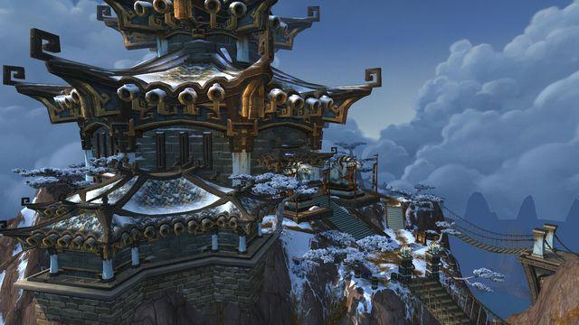 Temple du tigre blanc