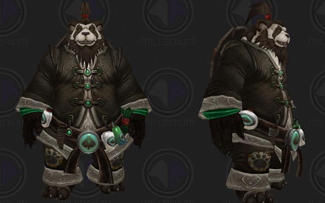 Mists of Pandaria : Chen Brume-d'orage