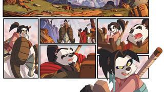 Comics : Perle de Pandarie
