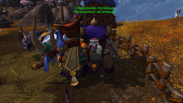 Grand yak d'expédition