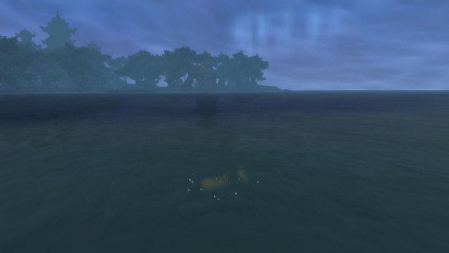 Île zandalari - Mists of Pandaria