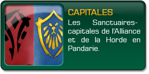 Mists of Pandaria : Sanctuaires capitales