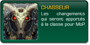 Mists of Pandaria : Chasseur