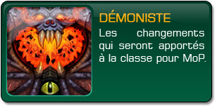 Mists of Pandaria : Démoniste