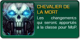 Mists of Pandaria : Chevalier de la Mort
