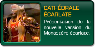Mists of Pandaria : Cathédrale écarlate