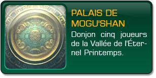 Mists of Pandaria : Palais de Mogu'shan