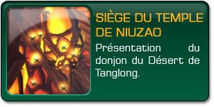 Mists of Pandaria : Siège temple Niuzao