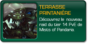 Mists of Pandaria : Terrasse du Printemps sans fin
