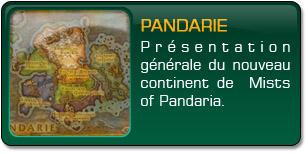 Mists of Pandaria : Continent de Pandarie