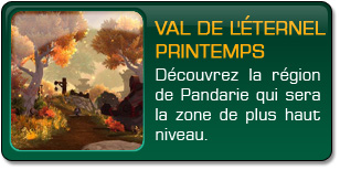 Mists of Pandaria : Vallée de l'éternel Printemps