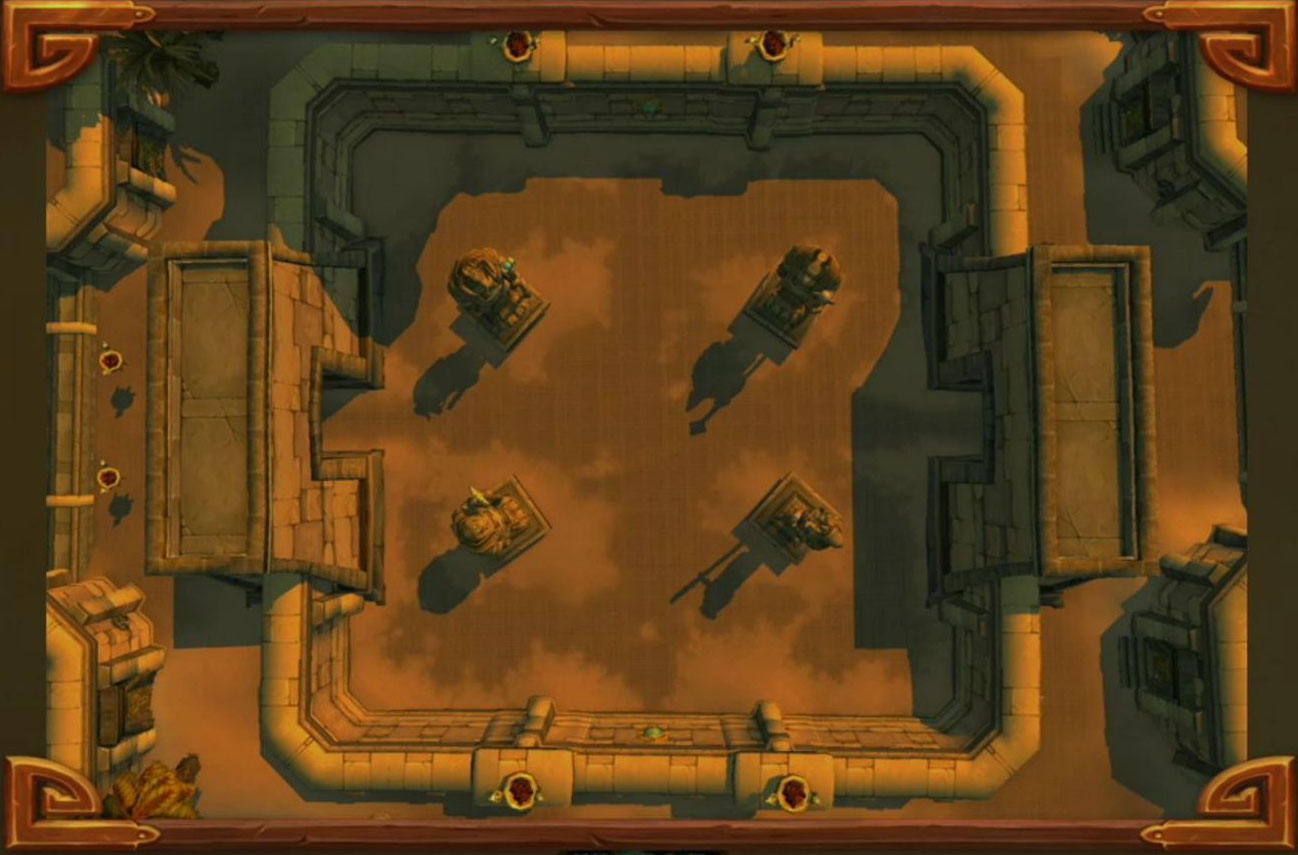 how to get to pandaria from uldum