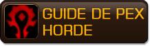 Guide de pex Horde