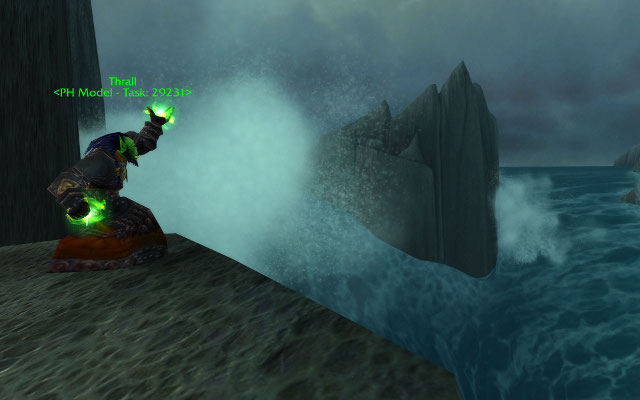 wow how to get to maelstrom from orgrimmar