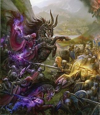 La Bataille des Contreforts de Hautebrande