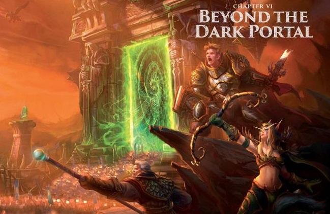 Illustration de Chronicles de l'invasion de Draenor