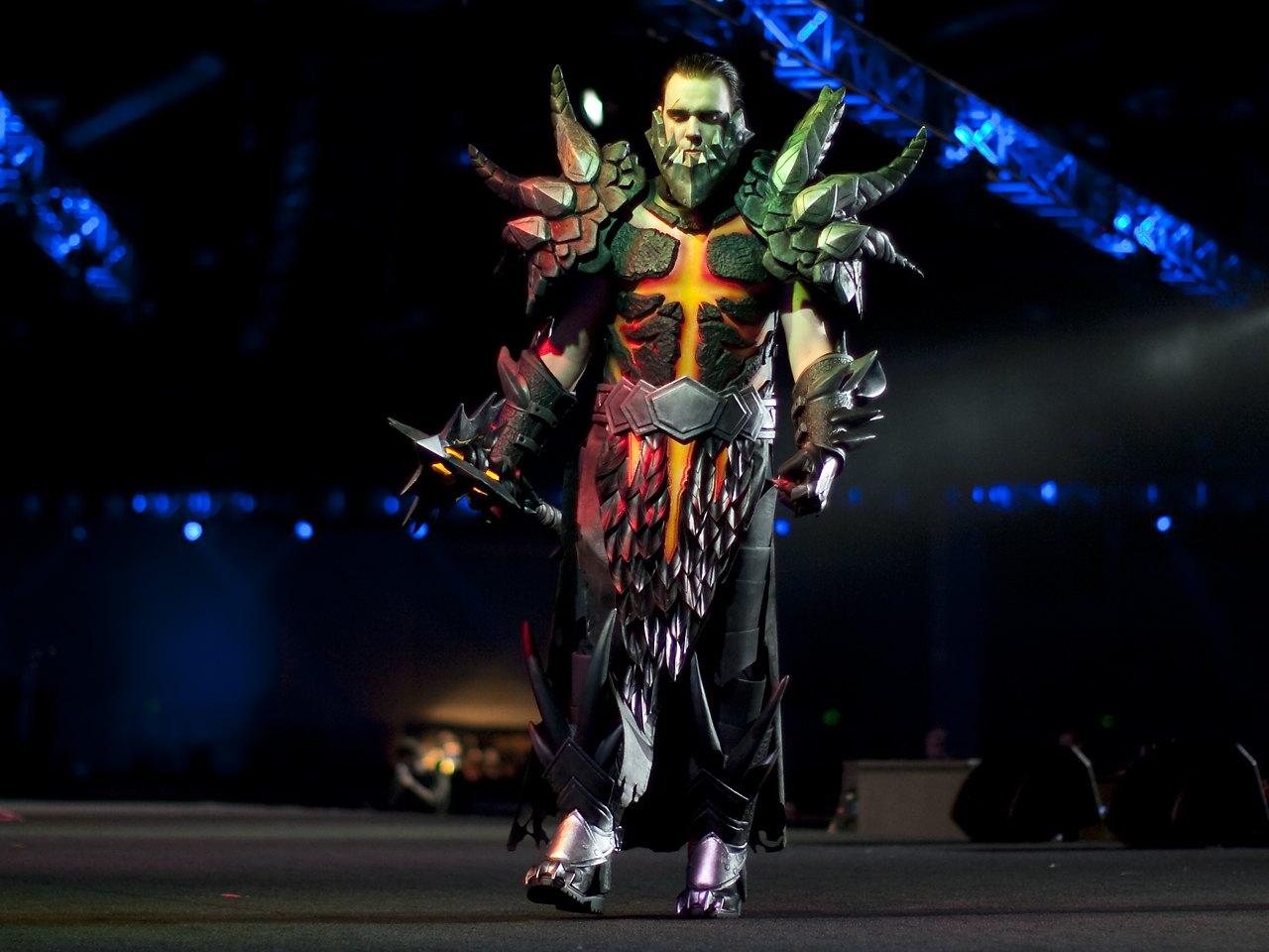 Cosplay Millenium WowLe Deathwing De Costume 54LRAj