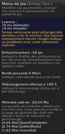 mise a jour wow 4.0.6
