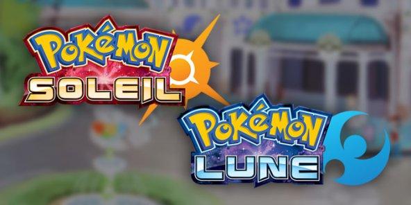 Pokémon Soleil & Lune annoncés