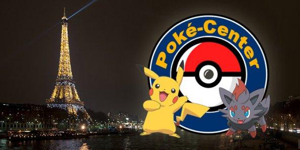 Un nouveau Pokémon Center en France ?