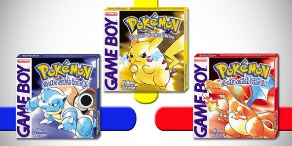 Les remakes Pokémon disponibles en préchargement