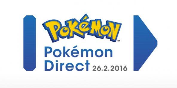 Suivez le Pokémon Direct ce Vendredi !