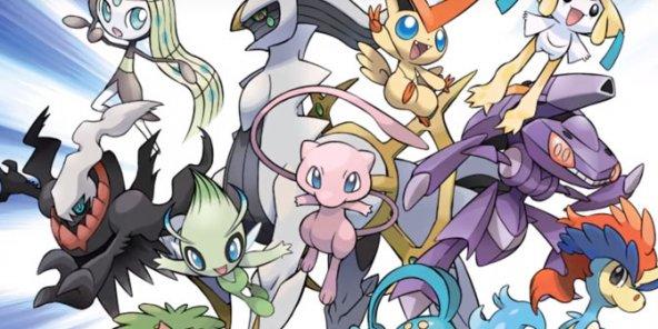 Tous les Pokémon fabuleux distribués !