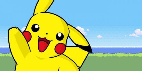 Pikachu distribué au Japon