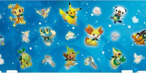 Deux nouvelles plaques 3DS Pokémon !