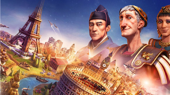 Civilization 6 : Nintendo Switch