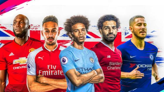 FIFA 19 : Premier League, les meilleurs joueurs sur FUT