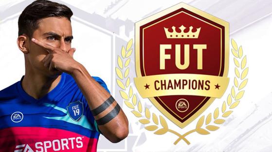 FIFA 19 : FUT Champions, tous les changements