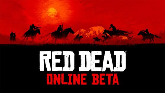 Sortie Red Dead Online : Bêta ouverte, multijoueur Red Dead Redemption 2