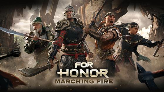 For Honor Marching Fire : Extension, prix et date de sortie