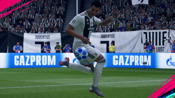 FIFA 19 : liste gestes techniques
