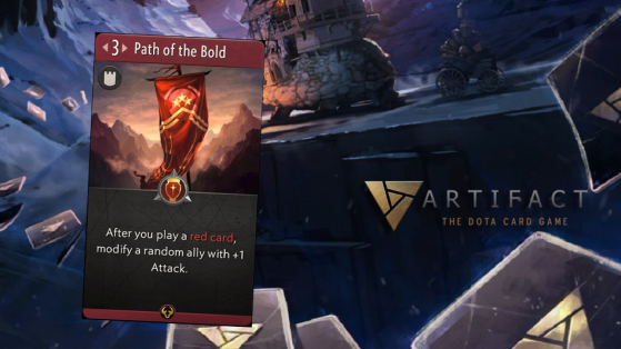 Artifact : Path of the Bold
