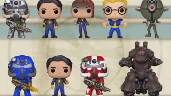 Fallout 76 : Funko dévoile une nouvelle collection de figurines