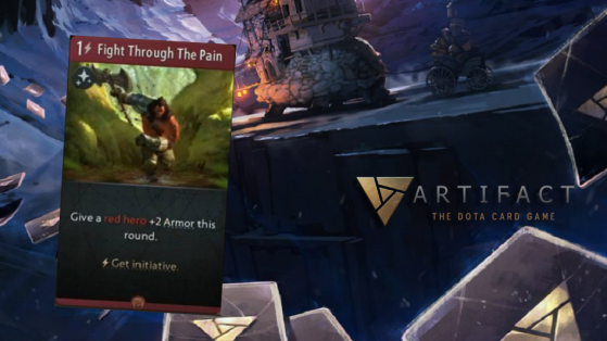 Artifact : Fight Through the Pain