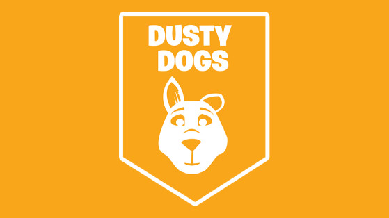 Fortnite : club Dusty Dogs