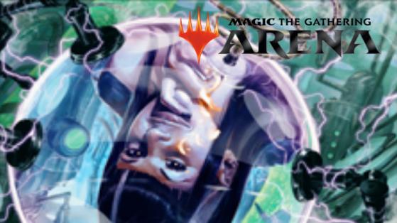 Magic Arena : Guildes de Ravnica, Top 5 Bleu