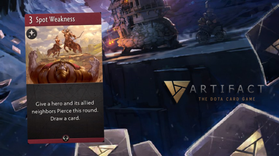 Artifact : Spot Weakness