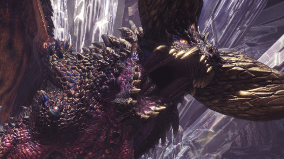 Le Nergigante alpha suprême sera disponible au printemps 2019 (sur consoles) - Monster Hunter World