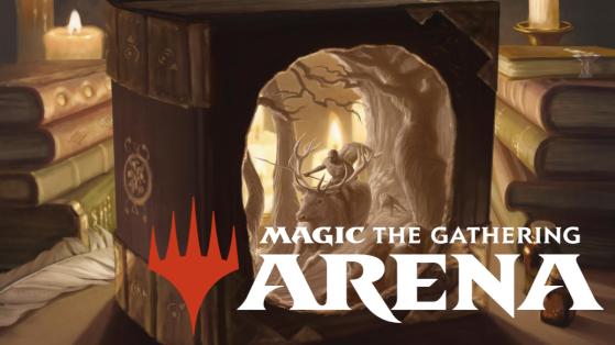 Magic Arena, events ingame