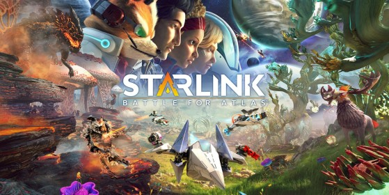 Test Starlink: Battle for Atlas sur PS4, Xbox One et Switch