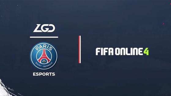 Le PSG eSports se lance sur FIFA Online et dévoile son équipe