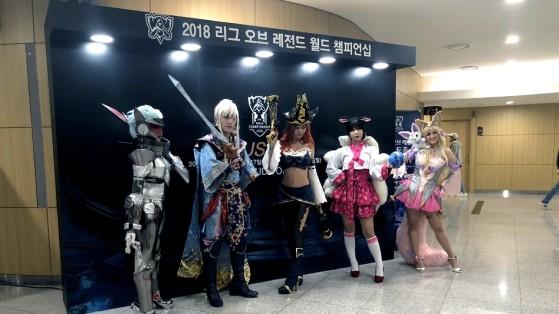 Worlds 2018 : L'EUphorie à Busan en Corée du Sud