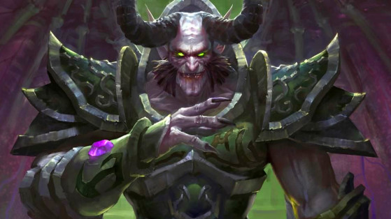 Heroes of the Storm : Guide Mal'Ganis, Build assassin