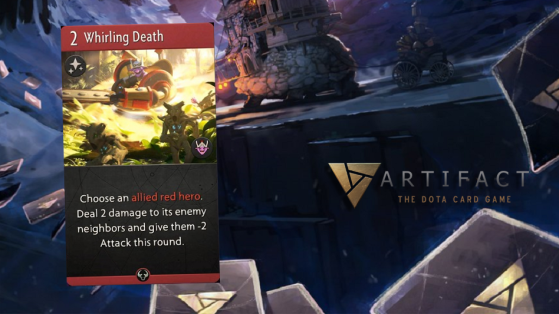 Artifact : Whirling Death
