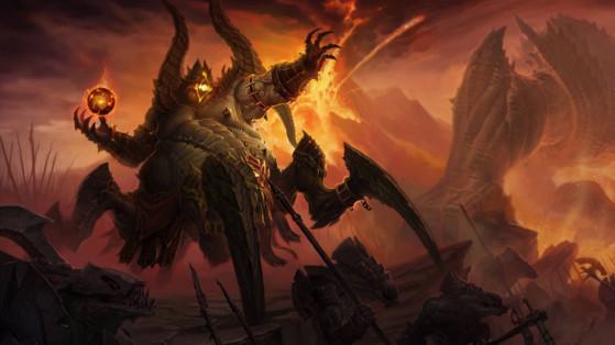 Diablo 3 : Cadeau ticket virtuel Blizzcon 2018